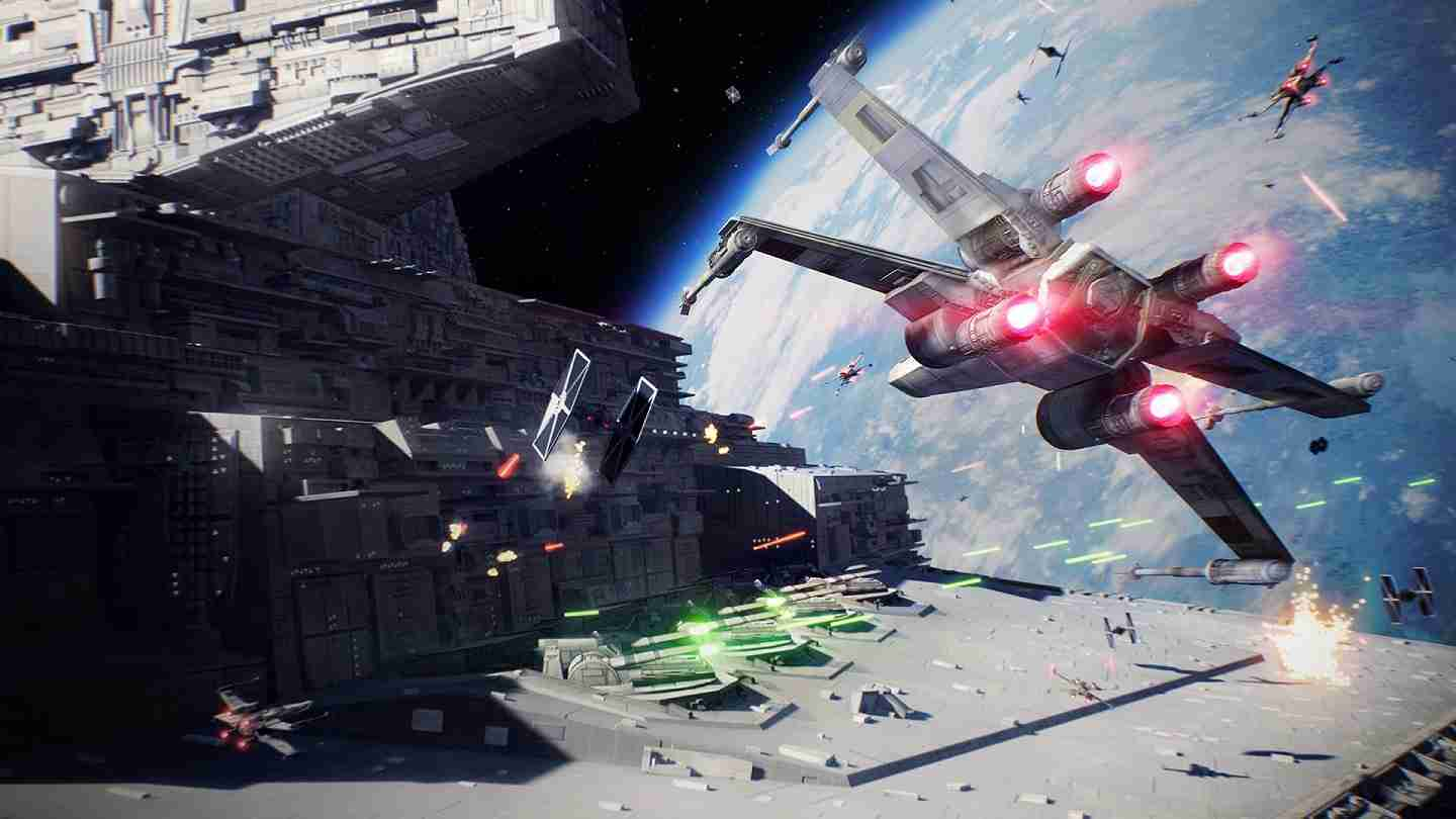 Star wars game release date