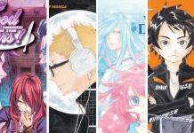 Manga April 3-9